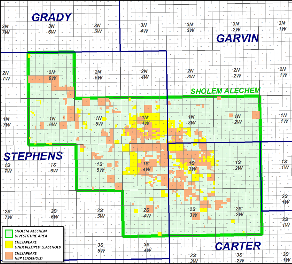 Woodford Shale Oil Play